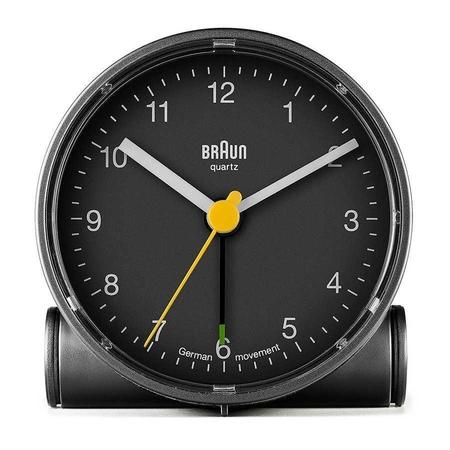 Braun - Braun BNC001BKBK Alarmlı Masa Saati Siyah