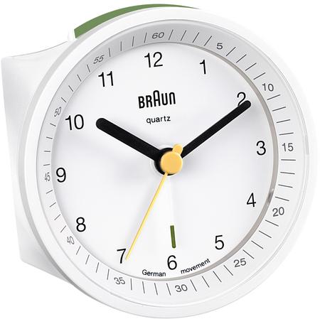 Braun - Braun BNC007WHWH Alarmlı Masa Saati Beyaz