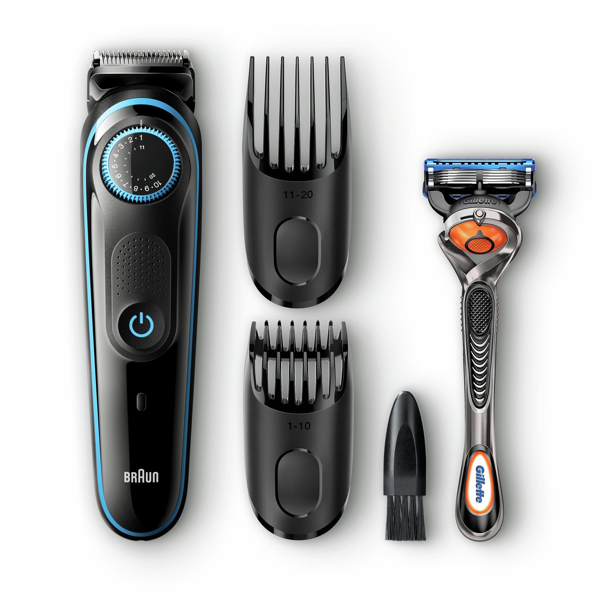 Braun - Braun BT 5040 Saç&Sakal Şekillendirici + Gillette Hediye