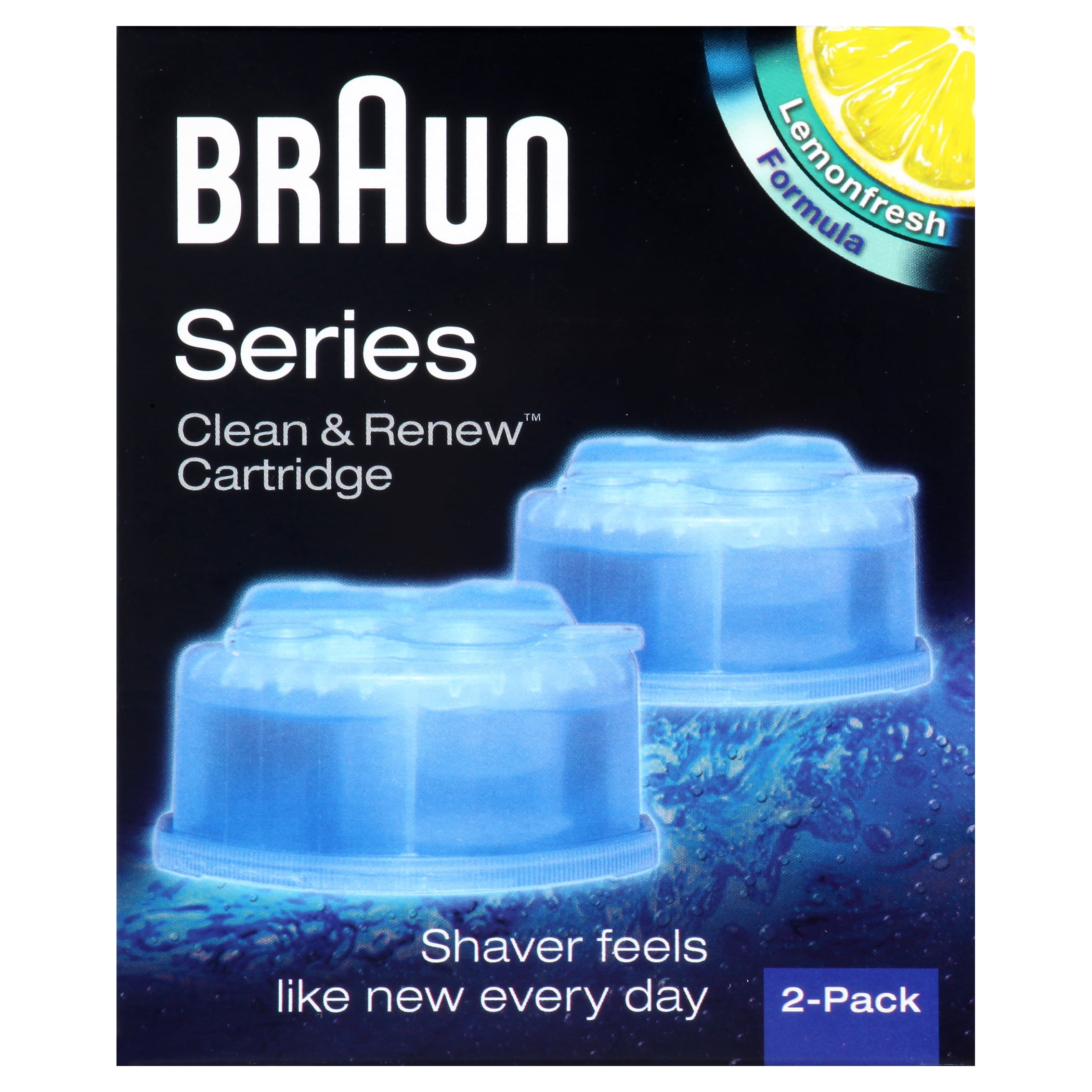 Braun - Braun CCR2 Temizleme Sıvısı 2'li Paket