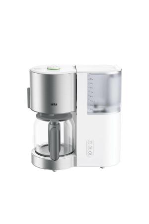 Braun - Braun ID Collection Filtre Kahve Makinesi KF5120WH