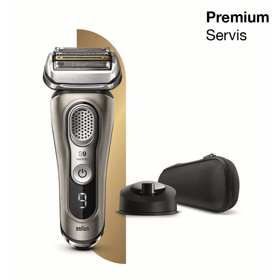 Braun - Braun Series 9 9325s Islak ve Kuru Tıraş Makinesi
