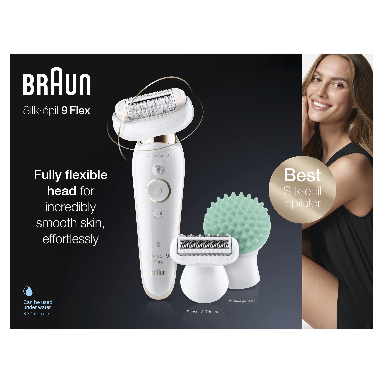Braun Silk-épil 9 Flex 9020 SensoSmart Epilatör / Epilasyon - Thumbnail