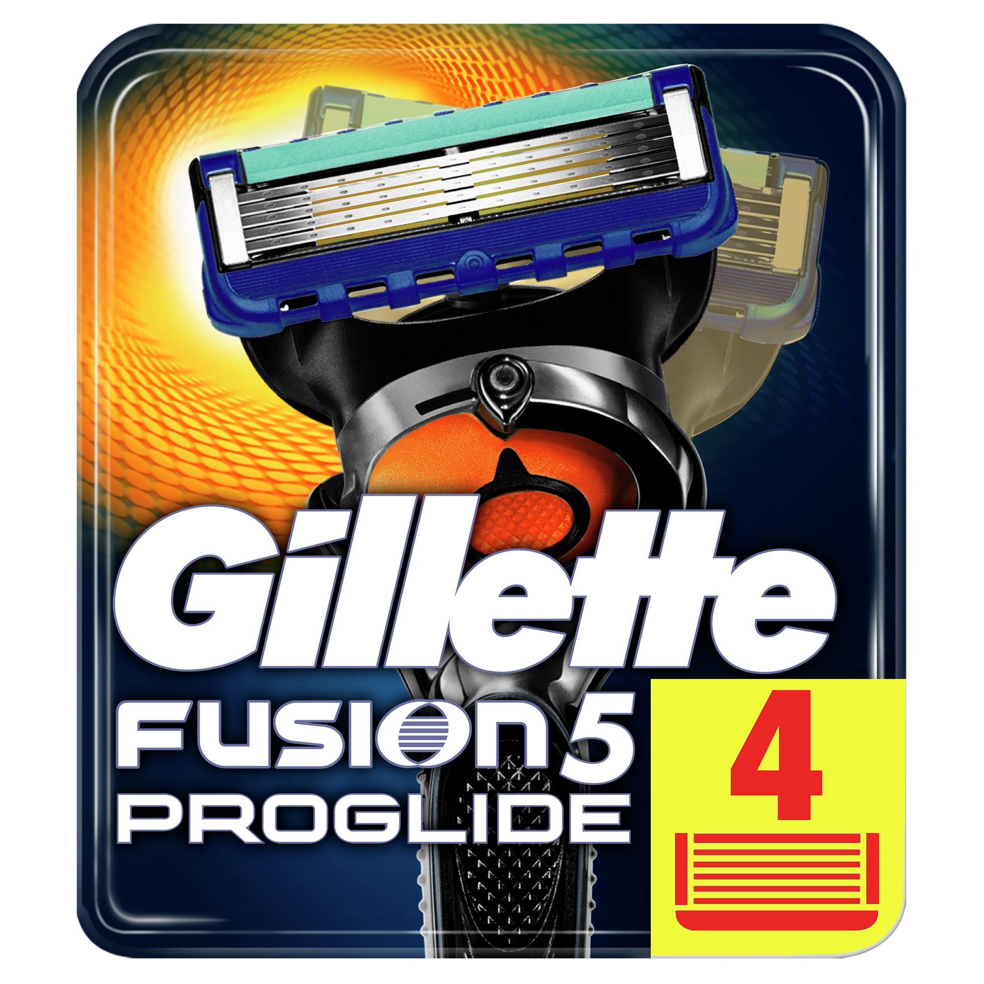 Gillette - Fusion Proglide 4'lü Bıçak