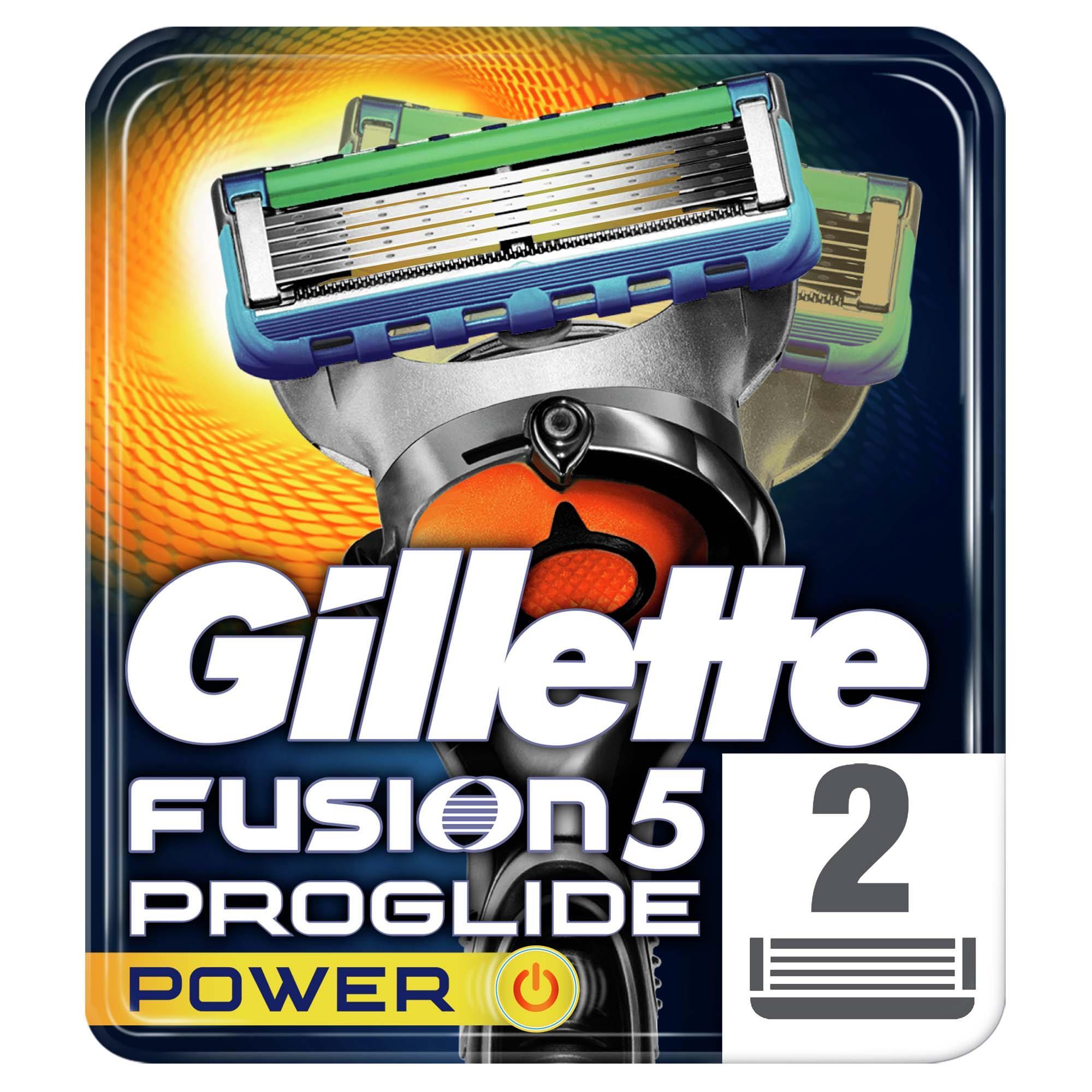 GILLETTE - Fusion Proglide Power 2'li Bıçak
