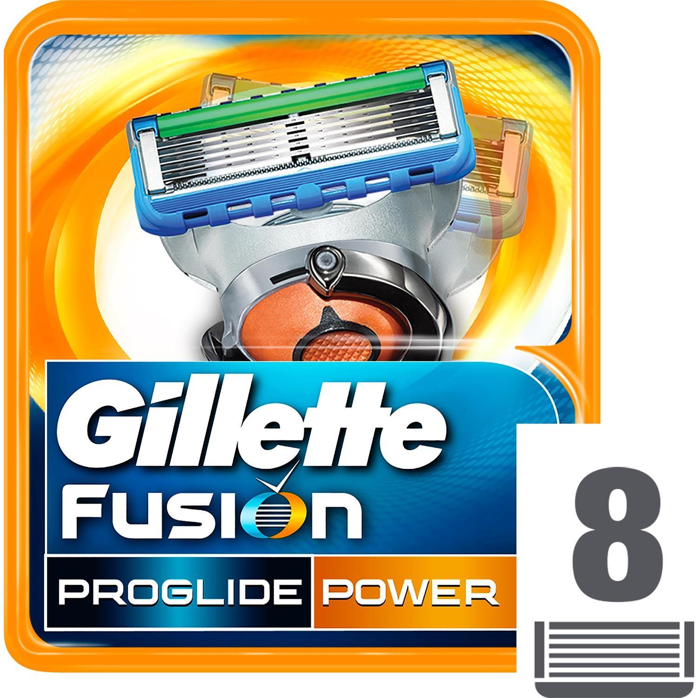 GILLETTE - Fusion Proglide Power 8'li Bıçak
