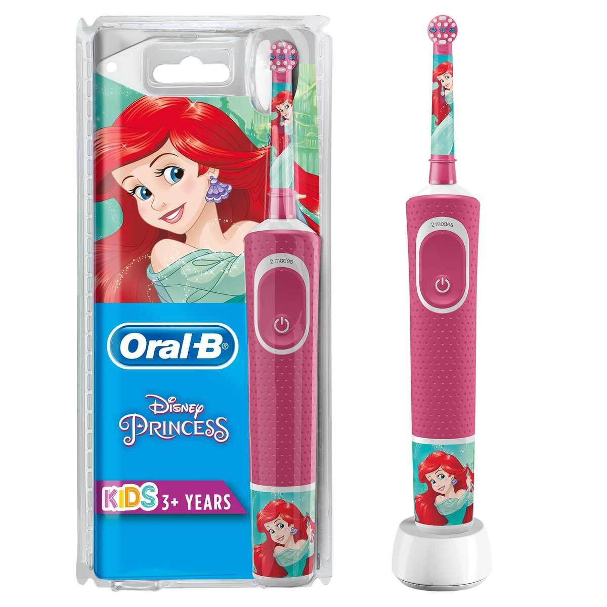 Oral-B D100 Vitality Princess Özel Seri Çocuklar İçin Şarj Edilebilir Diş Fırçası