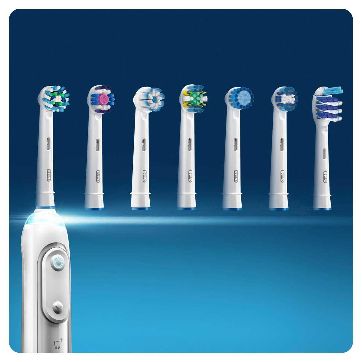 Oral-B Sensitive Ultra Thin 4'lü Diş Fırçası Yedek Başlığı EB60