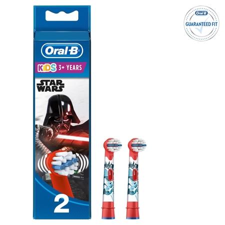 Oral-B - Oral-B Star Wars 2'li Diş Fırçası Yedek Başlığı EB10