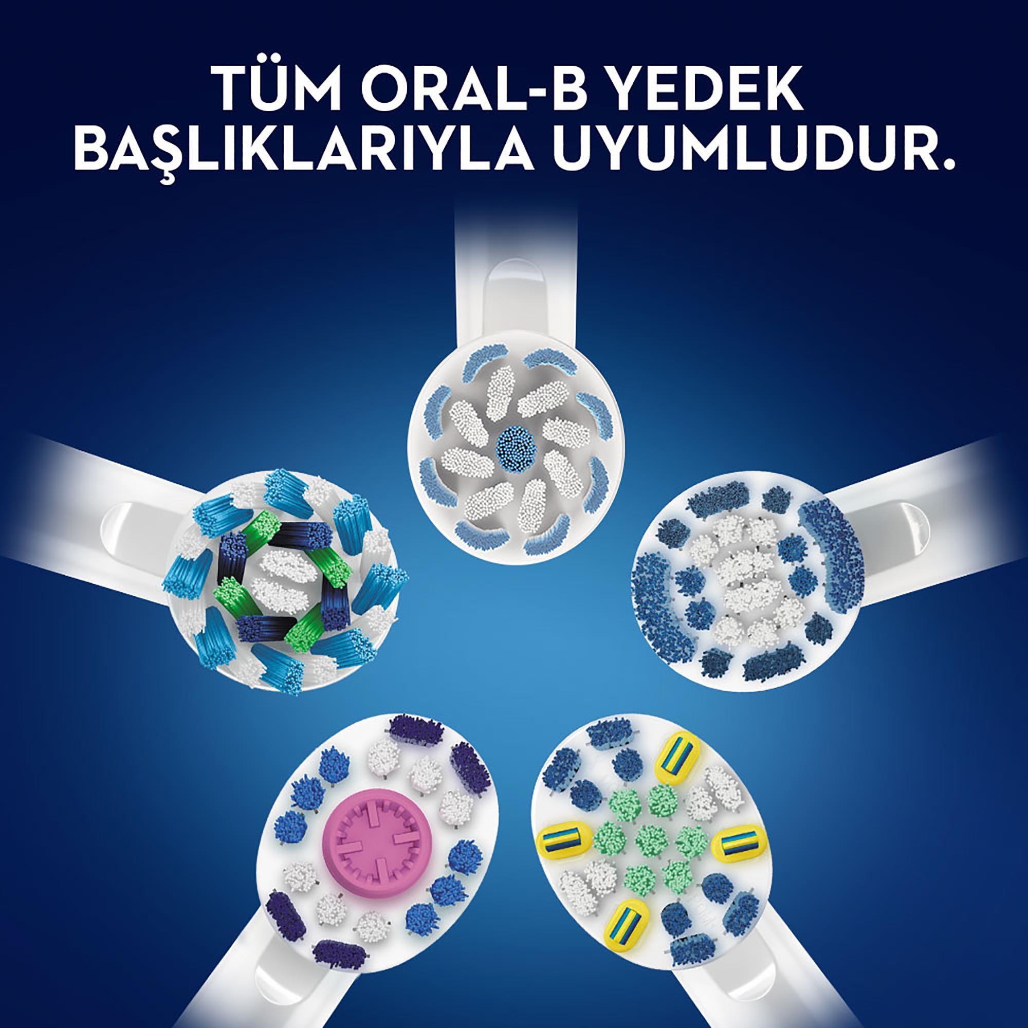 Oral-B Vitality D100 Beşiktaş Serisi Şarjlı Diş Fırçası - Thumbnail