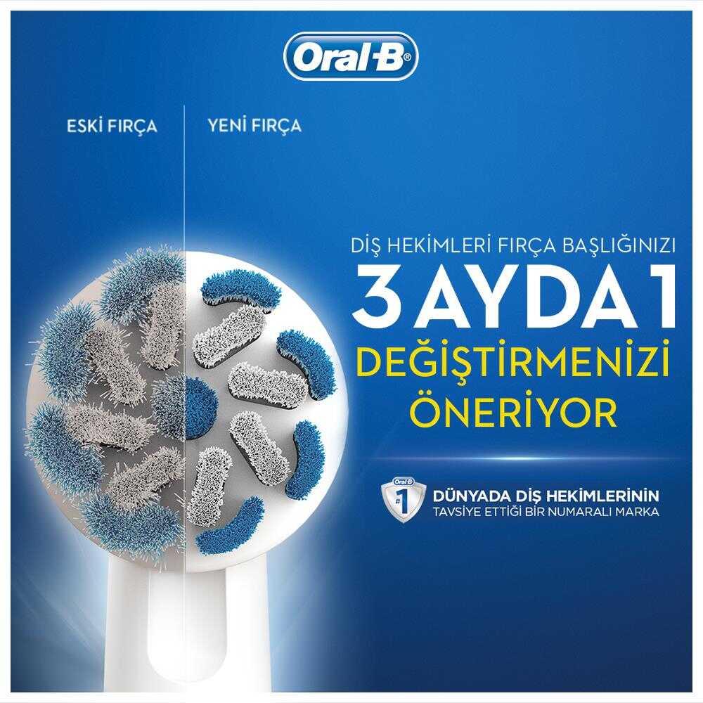 Oral-B Vitality D100 Beşiktaş Serisi Şarjlı Diş Fırçası