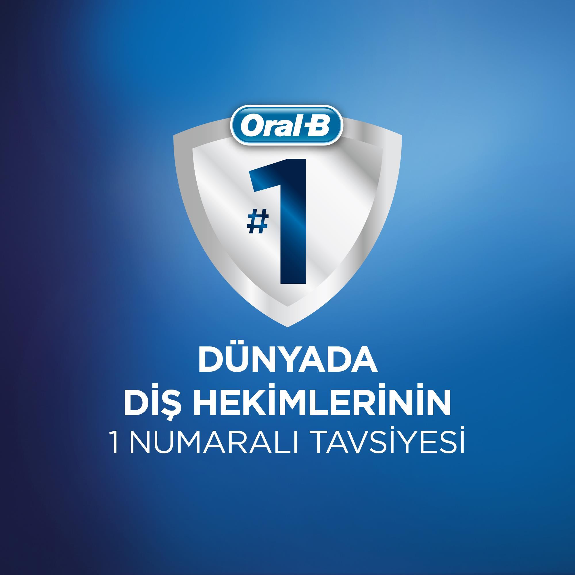 Oral-B Vitality D100 Fenerbahçe Serisi Şarjlı Diş Fırçası - Thumbnail