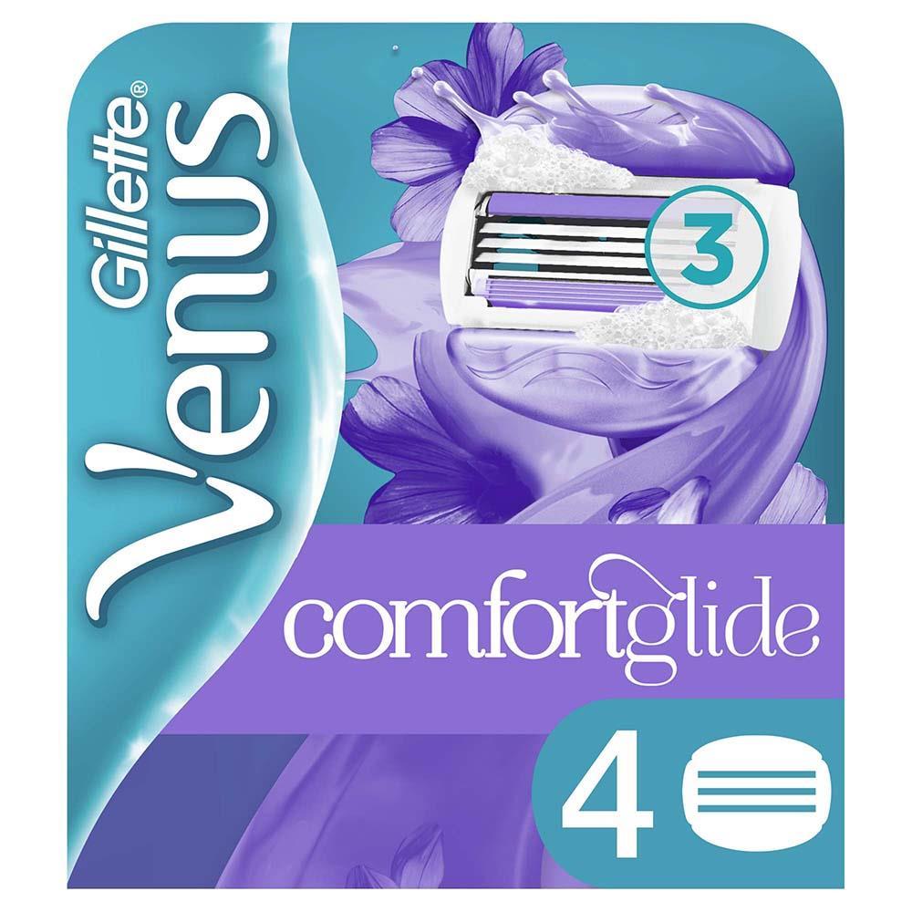 Gillette - Venus Comfort Glide Breeze 4'lü Yedek Başlık